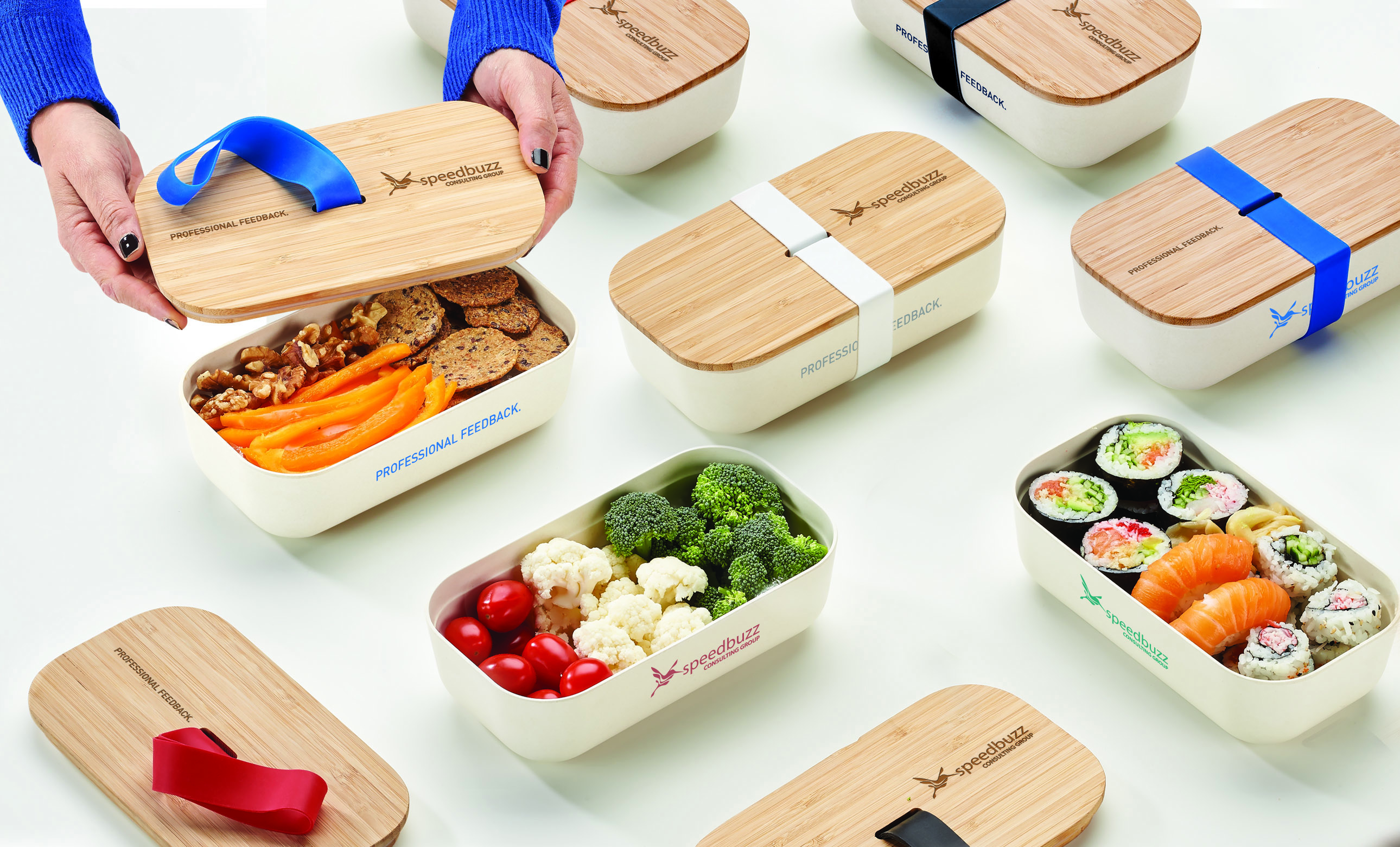 bamboo lunch boxes